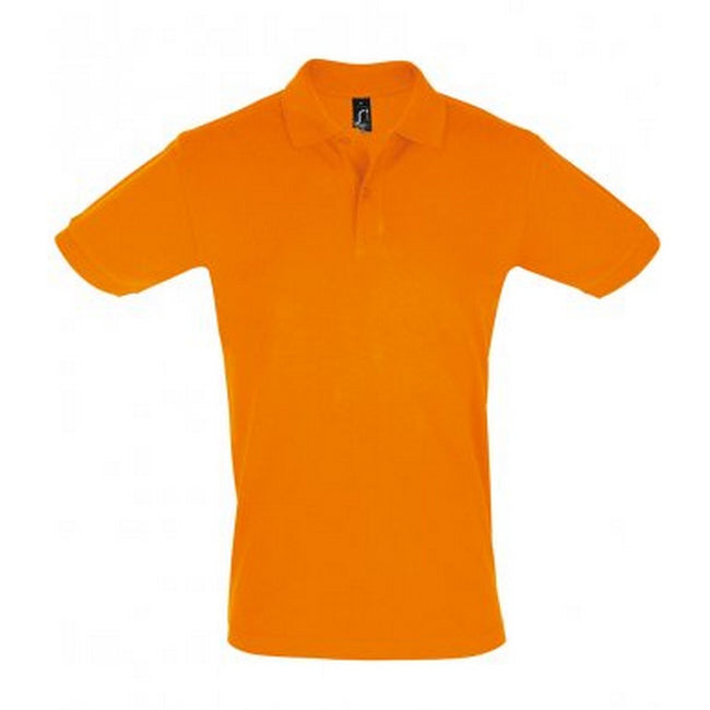 Vert - Back - SOLS - Polo manches courtes PERFECT - Homme