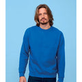 Gris - Front - SOLS Supreme - Sweat-shirt - Homme