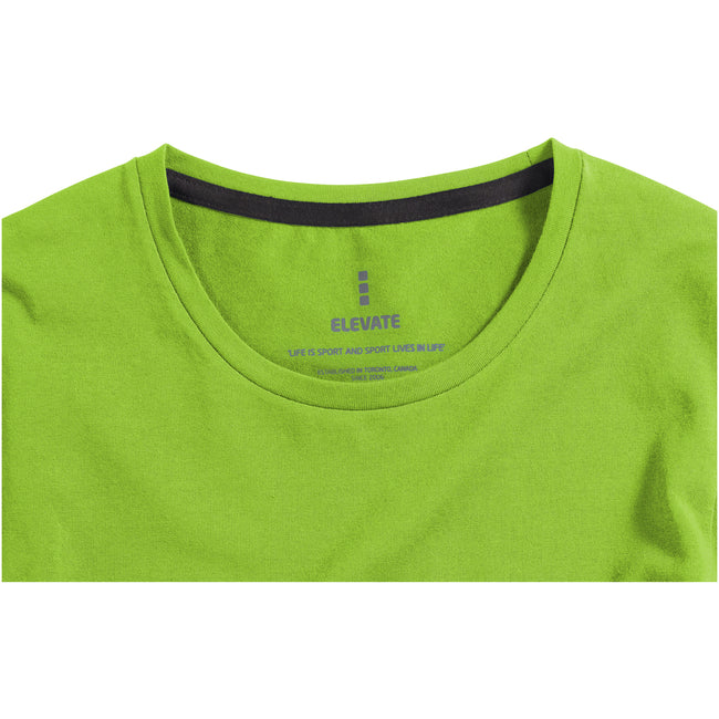 Vert pomme - Side - Elevate - T-shirt manches longues Ponoka - Femme
