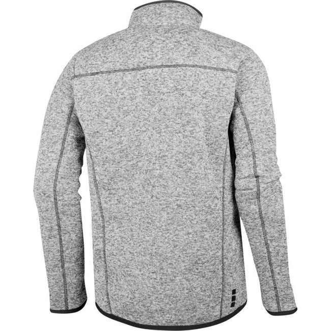 Gris chiné - Back - Elevate Tremblant - Veste - Homme