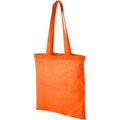 Orange - Front - Bullet - Lot de 2 sacs cabas en coton CAROLINA