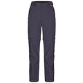 Gris foncé - Front - Regatta Great Outdoors Chaska - Pantalon convertible - Femme