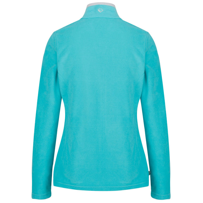 Turquoise - Back - Regatta Great Outdoors Clemance II - Veste polaire - Femme