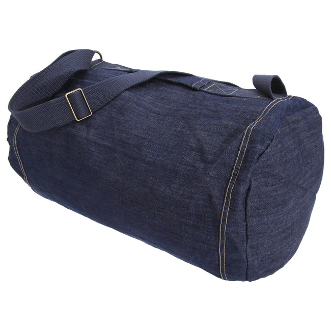 Denim - Front - B&C Denim Feeling Good - Sac de voyage