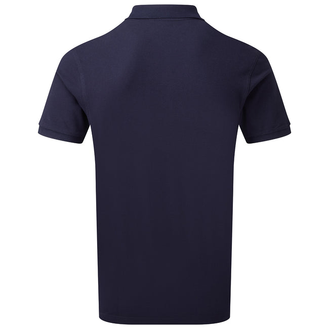 Turquoise - Back - Asquith & Fox - Polo à manches courtes - Homme
