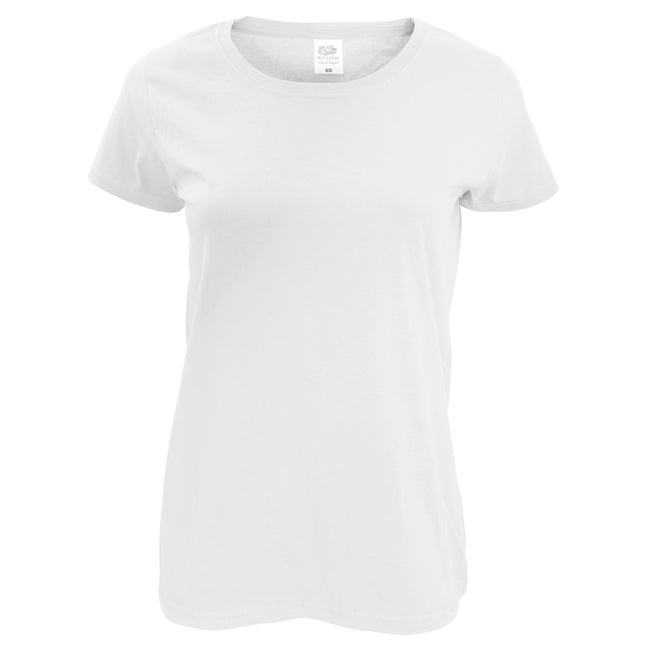 Tournesol - Front - Fruit Of The Loom - T-shirt à manches courtes - Femme