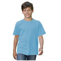Bleu ciel - Back - Fruit Of The Loom - T-shirt à manches courtes - Enfant unisexe