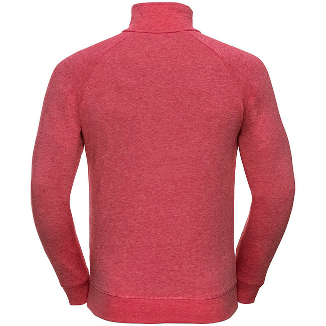 Rose marne - Lifestyle - Russell HD - Pull à col zippé - Homme