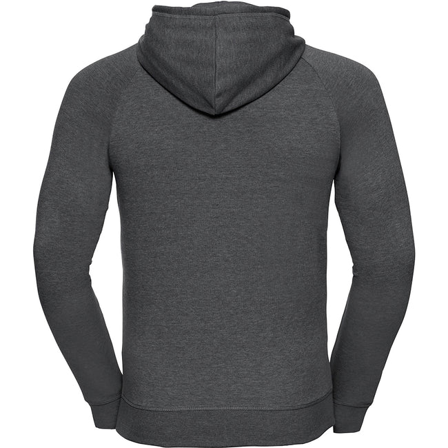 Gris marne - Front - Russell HD - Sweat à capuche - Homme