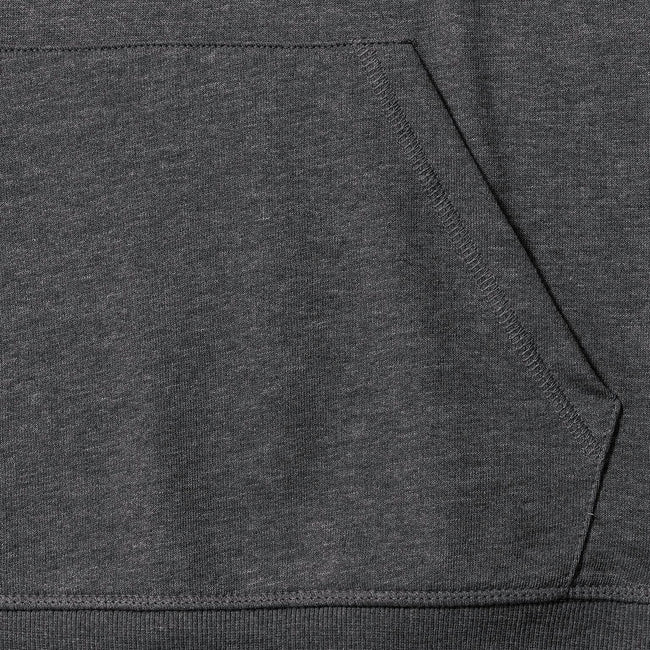 Gris marne - Side - Russell HD - Sweat à capuche - Homme