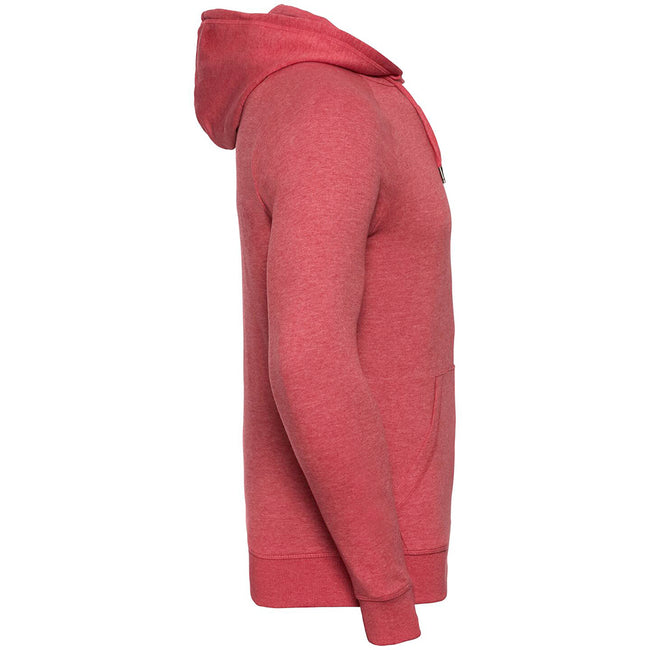 Rouge marne - Back - Russell HD - Sweat à capuche - Homme