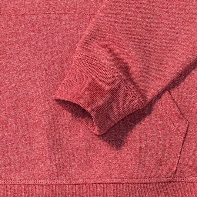 Rouge marne - Lifestyle - Russell HD - Sweat à capuche - Homme