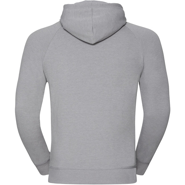 Argent marne - Front - Russell HD - Sweat à capuche - Homme