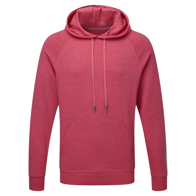 Rose marne - Front - Russell HD - Sweat à capuche - Homme