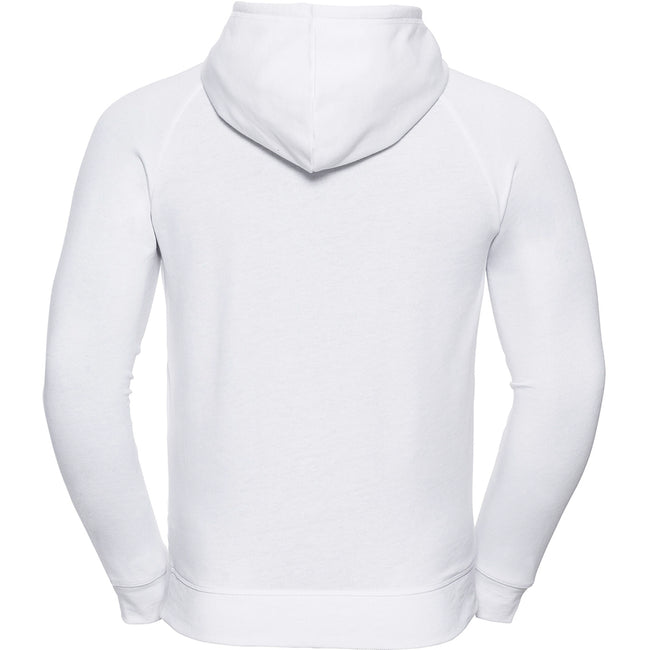 Blanc - Front - Russell HD - Sweat à capuche - Homme