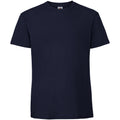 Ardoise - Front - Fruit Of The Loom - T-shirt - Homme