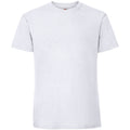 Gris - Front - Fruit Of The Loom - T-shirt - Homme