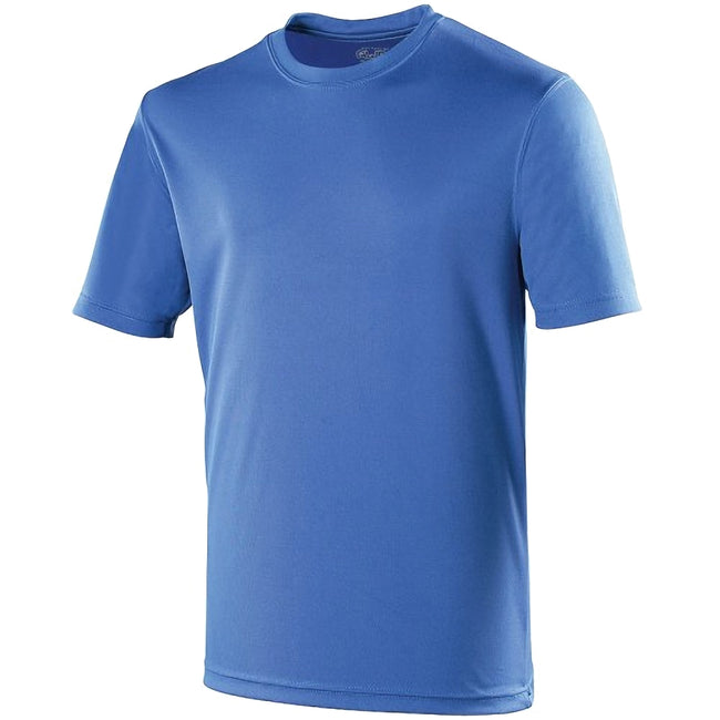 Bleu roi - Front - Just Cool - T-shirt performance uni - Homme