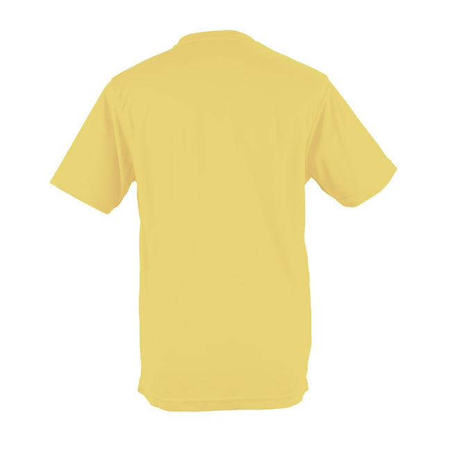 Bleu roi - Back - Just Cool - T-shirt performance uni - Homme
