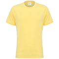 Orange électrique - Front - Just Cool - T-shirt performance uni - Homme