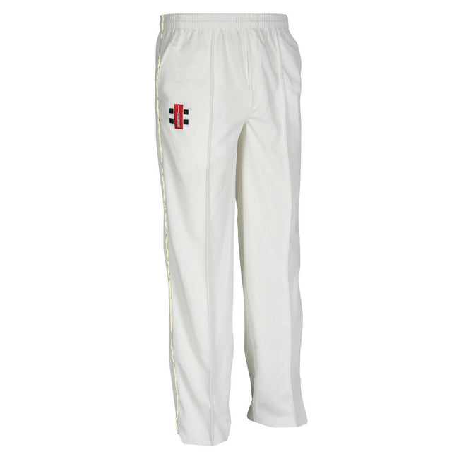 Ivoire - Front - Gray-Nicolls - Pantalon de cricket - Enfant (Lot de 2)