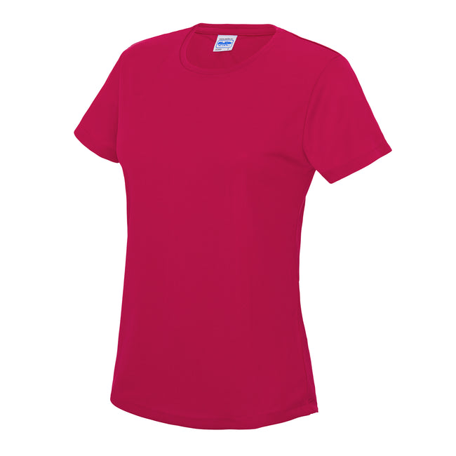 Rose - Back - Just Cool - T-shirt sport uni - Femme