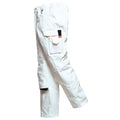Blanc - Front - Portwest - Pantalon de peintre (Lot de 2)