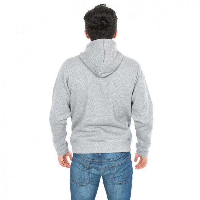 Gris marne - Lifestyle - Trespass Eastwood - Sweat à capuche et fermeture zippée - Homme