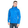Rouge - Front - Trespass Zeek - Veste softshell imperméable - Homme