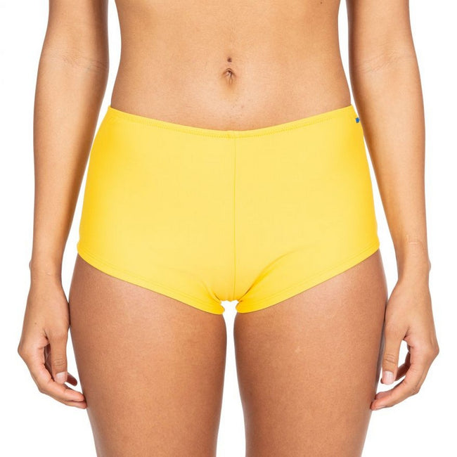 Jaune - Back - Trespass - Shorty de maillot de bain DARIA - Femme