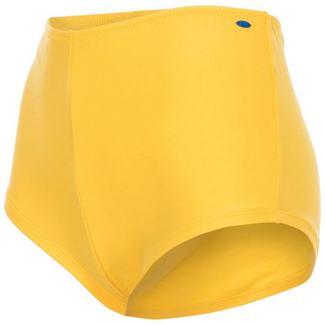Jaune - Side - Trespass - Shorty de maillot de bain DARIA - Femme