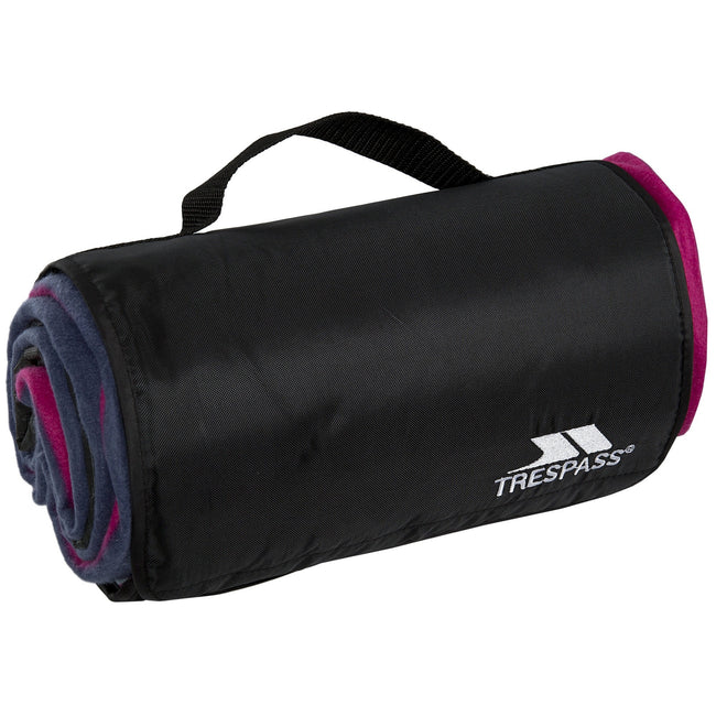 Rayures - Front - Trespass Throw - Couverture imperméable