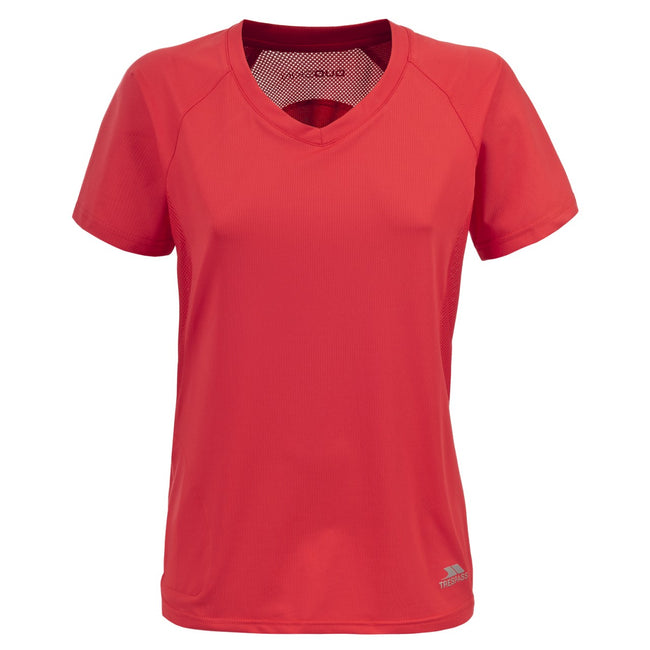 Hibiscus - Front - Trespass Womens-Ladies Dial V-neck Top