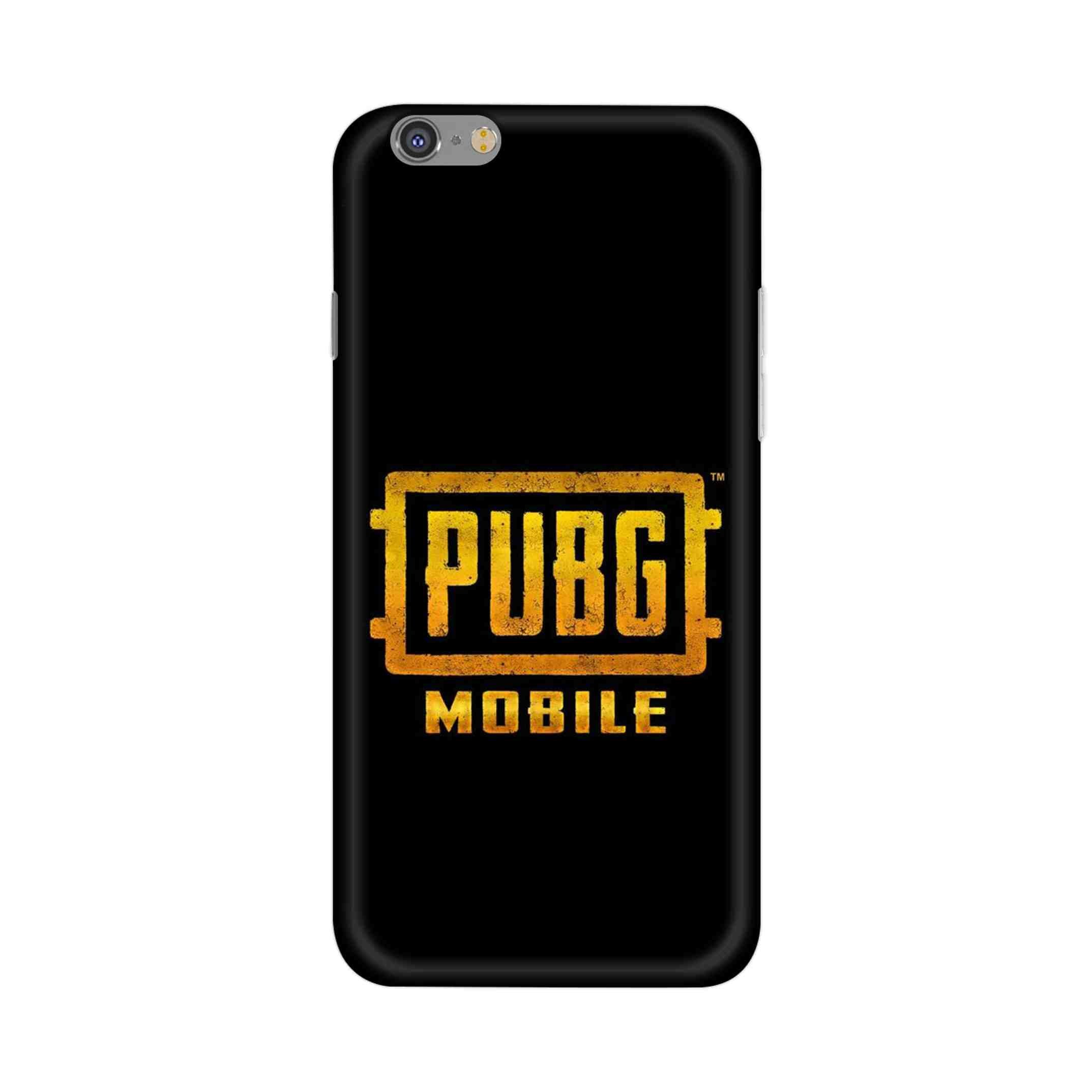 new styles 9aad0 0291b Pubg Mobile Printed Case For Apple iPhone 6 / 6s