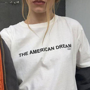 The American Dream T-Shirt - Dreamer Store
