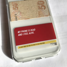 "Load image into Gallery viewer, ""I Feel Alive"" iPhone Case - Dreamer Store"