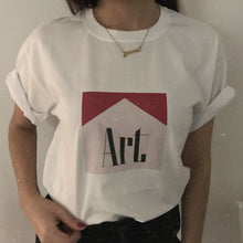 "Load image into Gallery viewer, ""Art"" Tee - Dreamer Store"