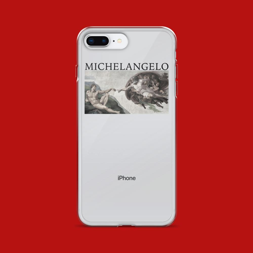 Michelangelo Phone Case - Dreamer Store