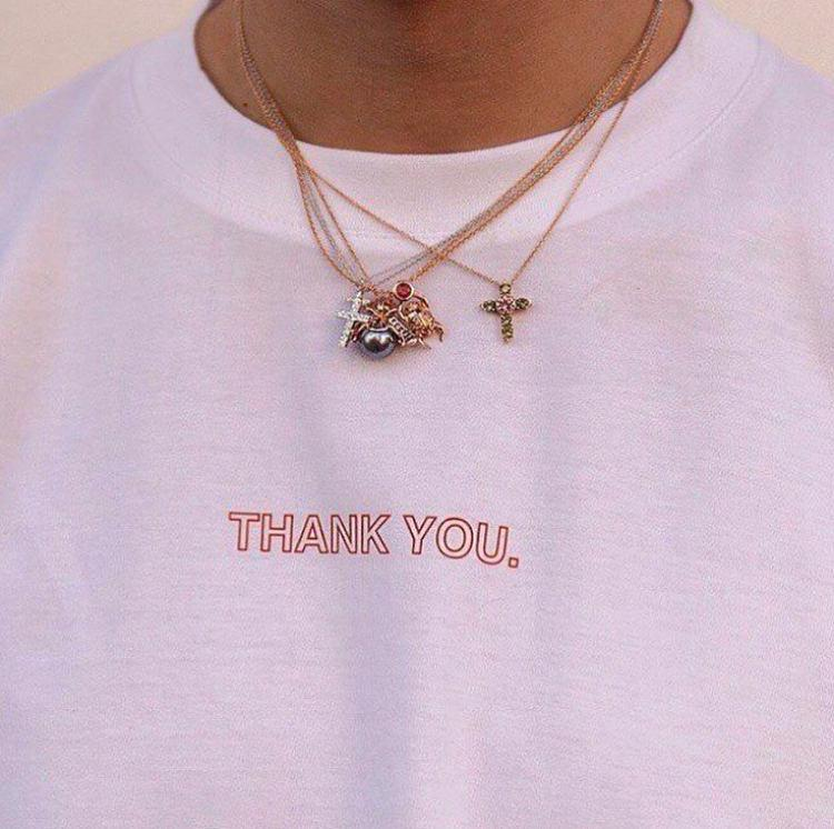 Thank You T-Shirt - Dreamer Store