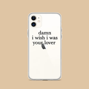 Your Lover iPhone Kılıfı
