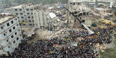 Bangladesh factory collapse tragedy