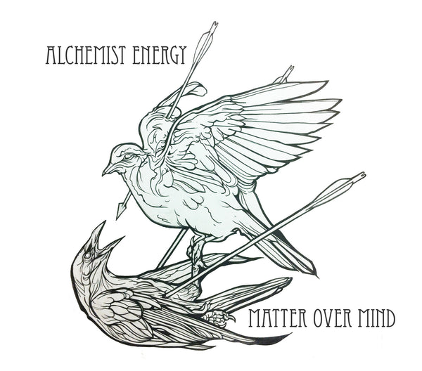 Alchemist Energy: Matter Over Mind (digital music video)