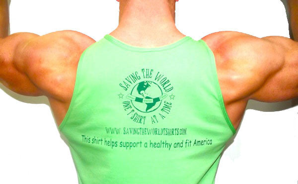 get ripped workout tanks