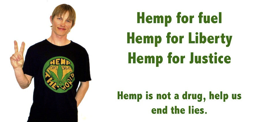 American made hemp t-shirts and clothing