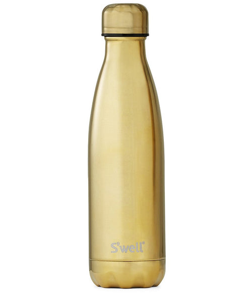S'well 17oz Yellow Gold Bottle