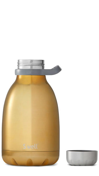 S'well Bottle - 40oz Yellow Gold Roamer