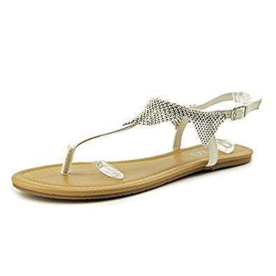 XOXO Troy Gold Bone Sandal