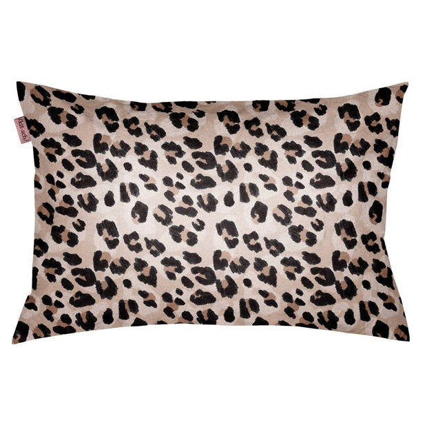 Kitsch Towel Pillowcover In Leopard