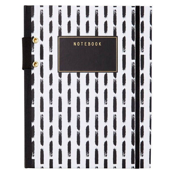 Hardcover Journal Brushstrokes