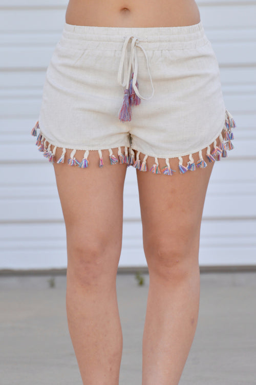 Under The Sun Natural Shorts